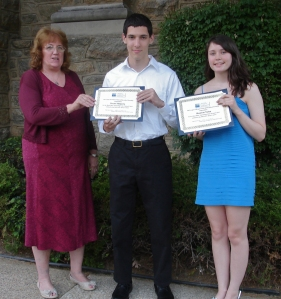 2012 Essay Contest Winners